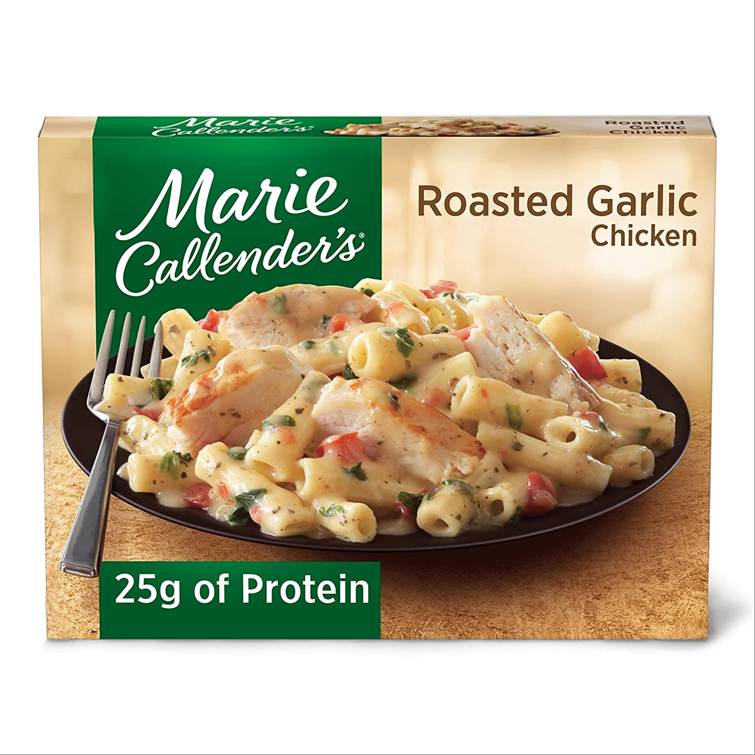 Marie Callender's Frozen Dinner, Roasted Garlic Chicken, 13 Ounce