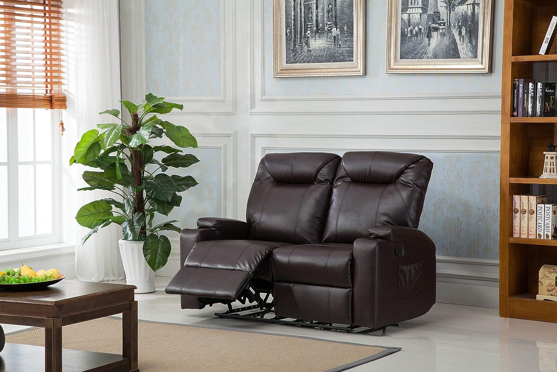 Lovesofas Cinema Hollywood - Sofá reclinable eléctrico de ...
