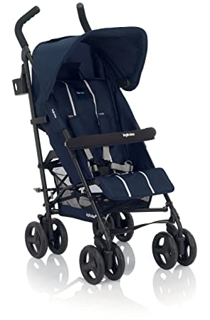 Inglesina 2013 Trip Stroller, Marina Navy Discontinued by Manufacturer Discontinued by Manufacturer