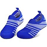 Kids Water Shoes Lightweight, ETSHiP Non-slip Quick-dry Child Pool Shoes, Unisex Soft Toddler Beach Shoes Water Socks…