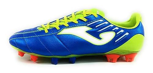 d307e5c329192 Joma FIT-100 Botas Fútbol Hombre para Césped Artificial  Amazon.es  Zapatos  y complementos
