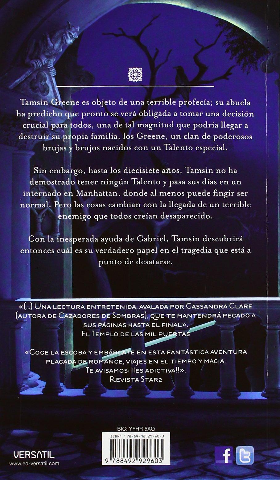 PACK FANTASÍA JUVENIL: SAGA DE BRUJAS Y MARCA DEL DEMONIO: Amazon.es: MACCULLOUGH, CAROLYN, REES-BRENNAN, SARAH: Libros