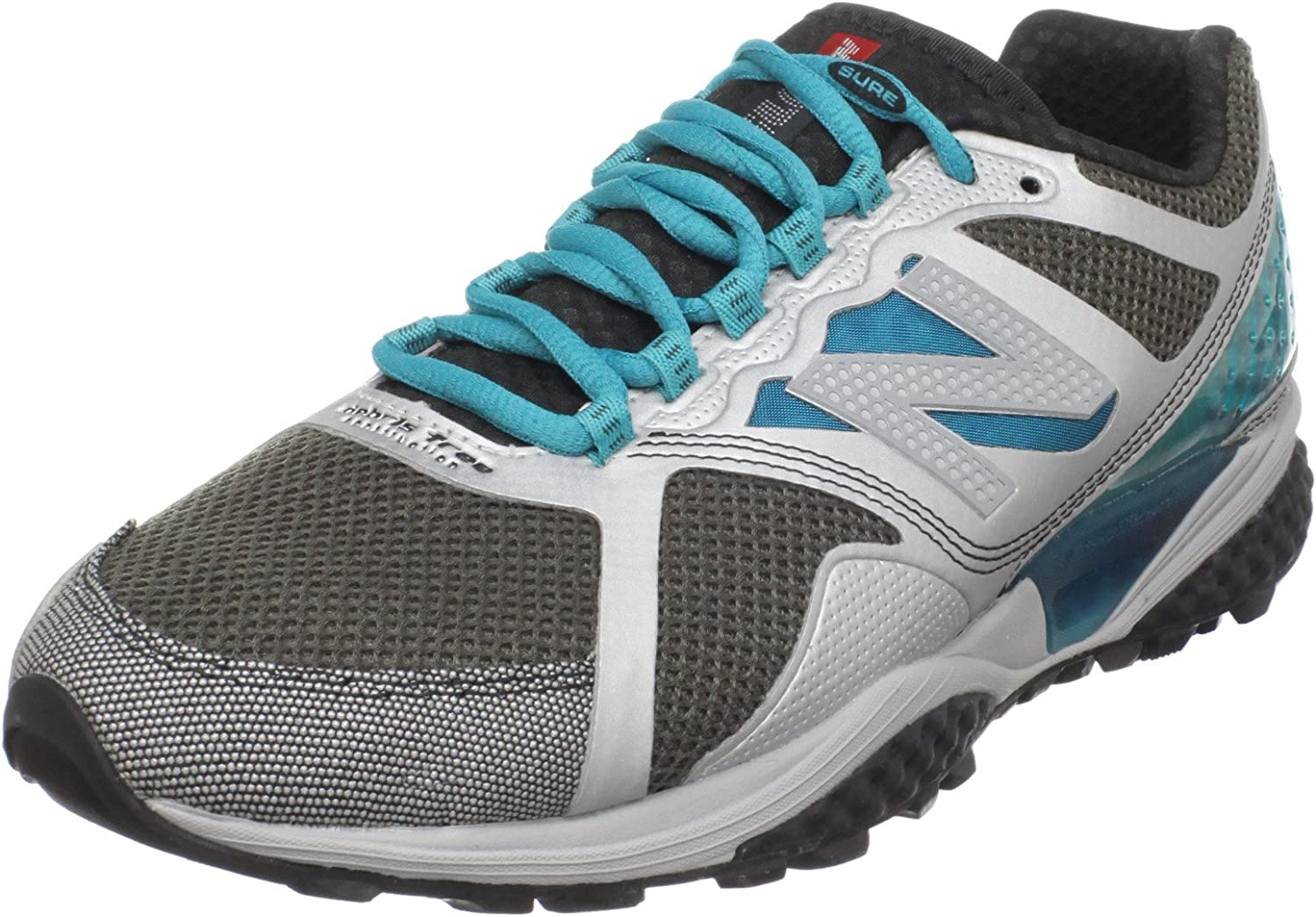 WT915 Trail And Off Road Shoe Silver