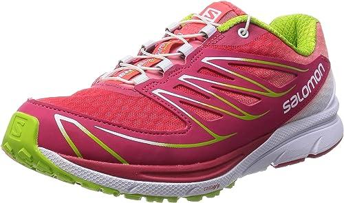 SalomonSense Mantra 3 - Zapatillas de Entrenamiento Mujer, Color Rosa, Talla 37 1/3: Amazon.es: Zapatos y complementos