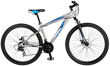 Mongoose Proxy 29 Inch Mountain Bicycle Matte Grey