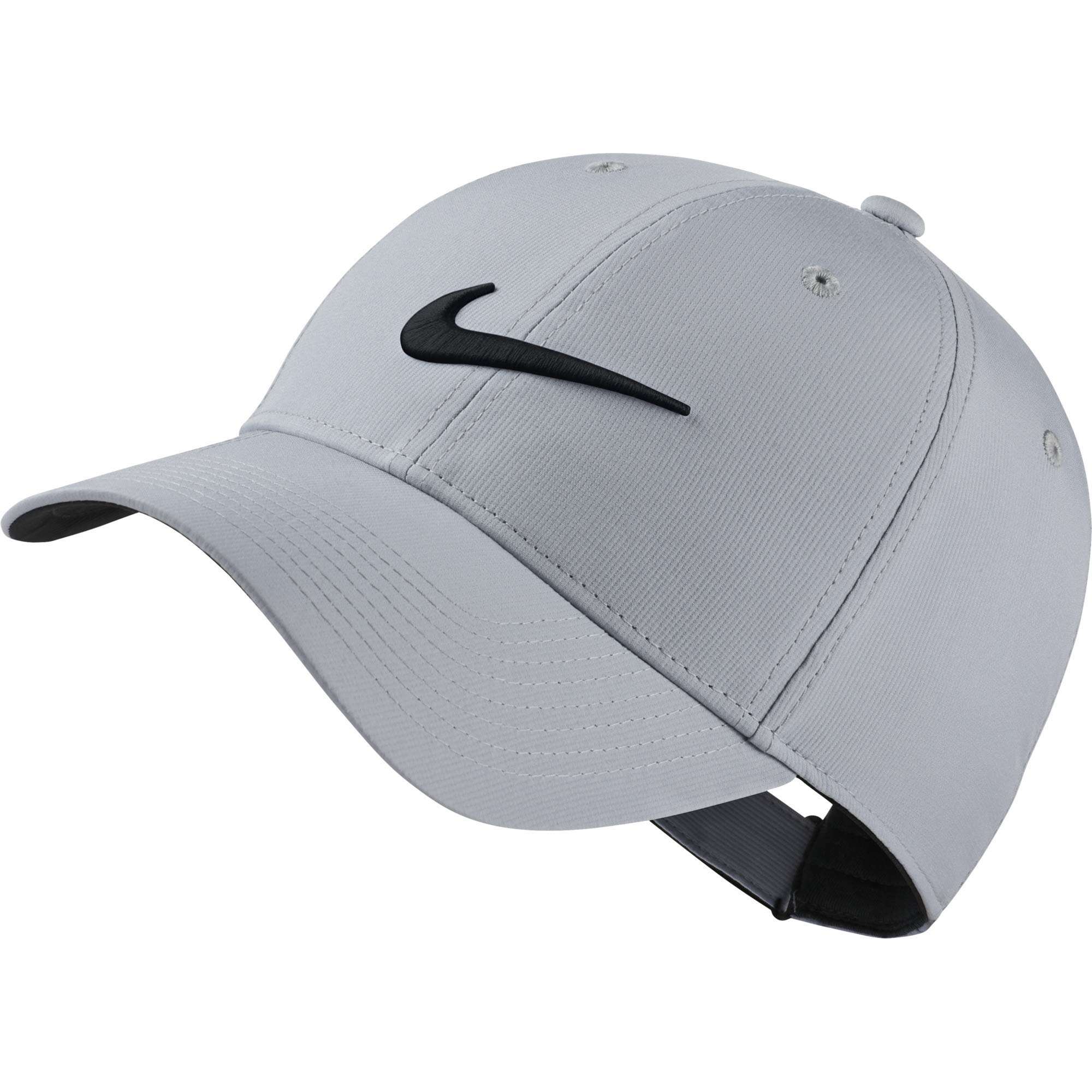 f862c3f1 Galleon - Nike Unisex Legacy Golf Cap, Adjustable & Lightweight Hat For Men  And Women, Wolf Grey/Anthracite/Black