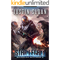 Star Legacy: A Military SciFi Epic (Ascension Gate Book 2)