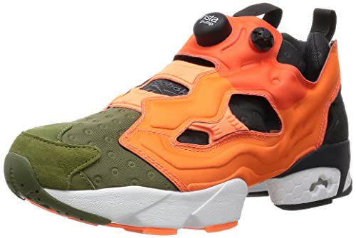 Reebok Instapump Fury ASYM Mens Running Trainers Sneakers  Amazon.co ... 9c1e964b0