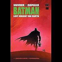 Batman: Last Knight on Earth (2019) book cover