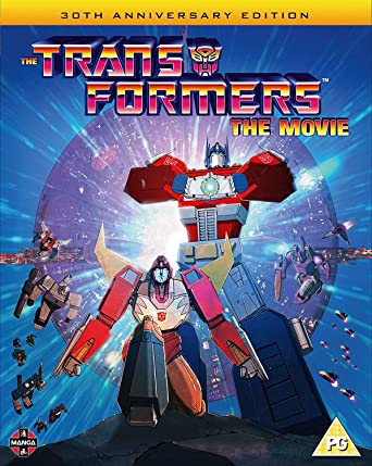 Transformers The Movie Blu-ray: Amazon co uk: Orson Welles