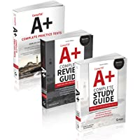 CompTIA A+ Complete Certification Kit: Exam Core 1 220–1001 and Exam Core 2 220–1002