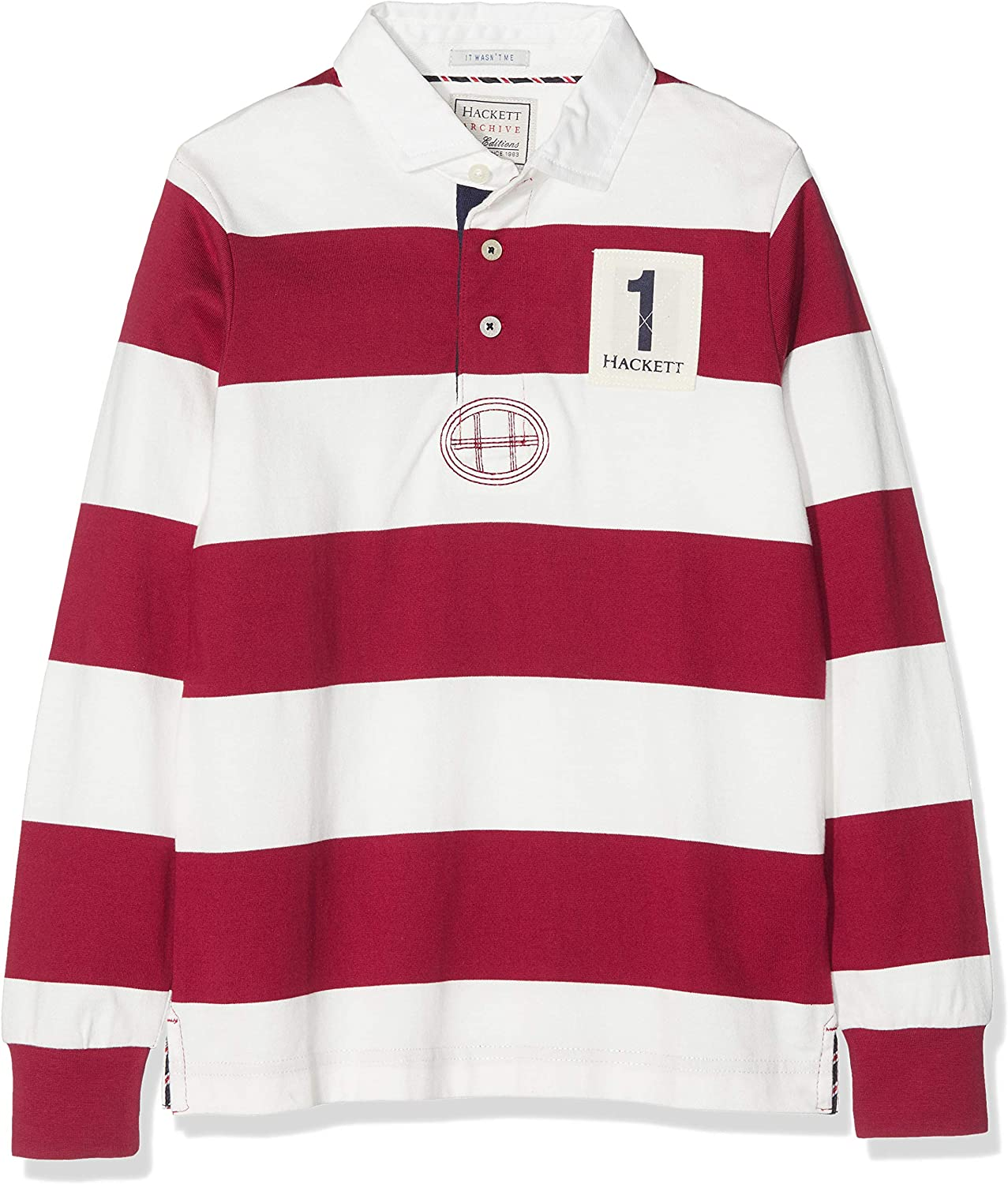 Hackett London Yd St Rugby Polo para Niños: Amazon.es: Ropa y ...