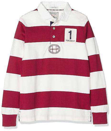 Hackett London Yd St Rugby Polo para Niños: Amazon.es: Ropa y ...