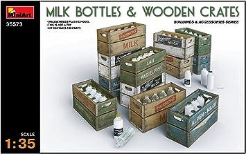 Milk Bottles Unbekannt Tipo Accesorios Mini De Construcción 35573 XZiOPTlkwu