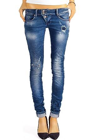 c38bf1c255a2 Bestyledberlin pantalon en jean femme