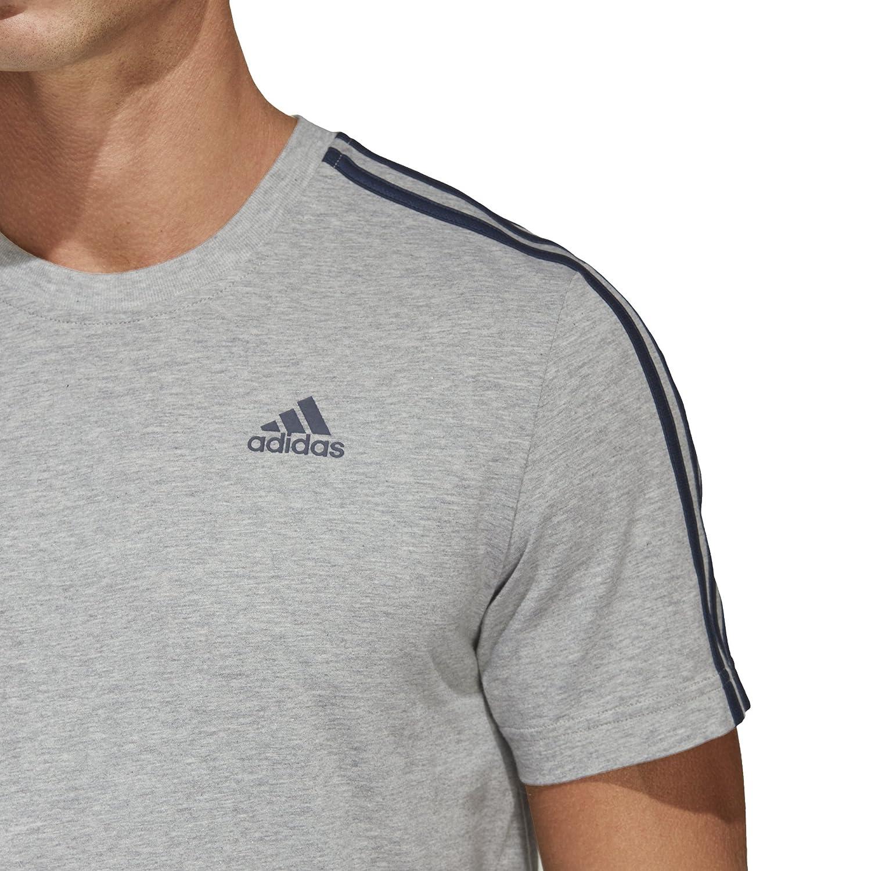 5e7d963d adidas Sport Performance Men's Essentials 3-Stripe T-Shirt at Amazon Men's  Clothing store: