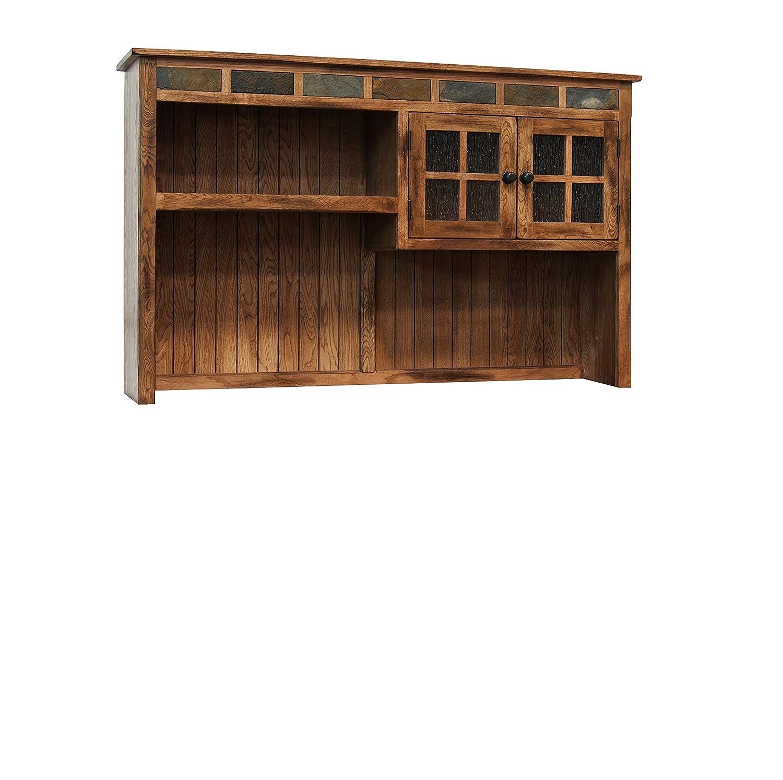 Sunny Designs Sedona Computer Desk Hutch