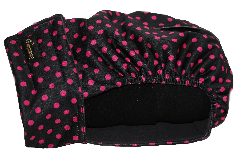 Glenndarcy Chien Season Diaper/chaleur couches culottes–Taille XS–Toydog Option de protection lavable Glenndarcy Dog Pants