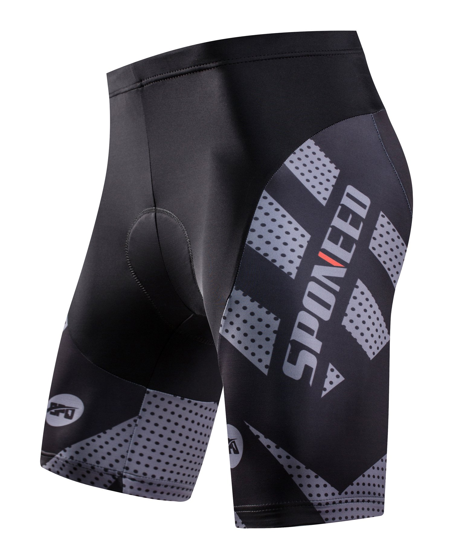 23ba254c515 sponeed Men s Cycling Shorts Padded Bicycle Riding Pants Bike Biking Clothes  Cycle Wear Tights product image