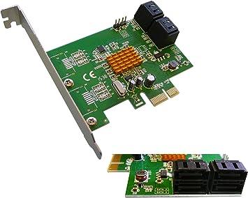 Kalea Informatique – Tarjeta controlador PCI Express (PCI-E) – 4 ...