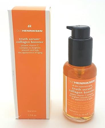 Ole Henriksen Truth Serum Collagen Booster 1.7 Ounce 3 Pack - Biotherm Skin Best Night Intense Night Recovery Balm 1.69 oz