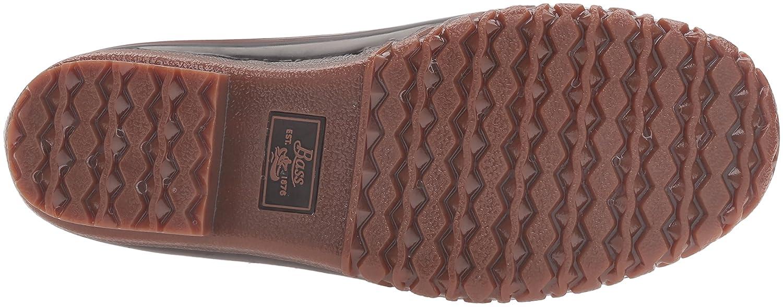 G.H. Bass & Co. Women's Danielle Rain Boot B01D0RR9GM 6 B(M) US|Tan/Chocolate