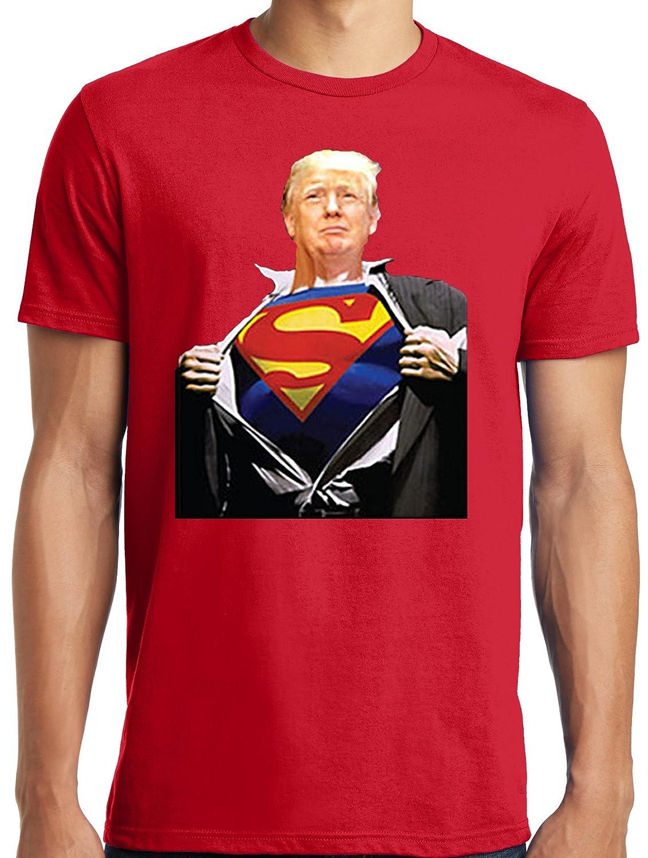 Very Amazon.com: LiberTEES Big and Tall King Size Funny Trump Superman  LQ17