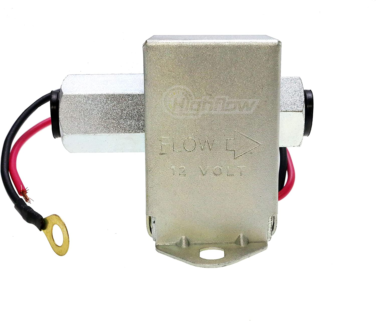 HFP-187 Marine//Outboard External Inline Fuel Pump Replacement for OEM Part Mercury 852521T1 852521T 2000-2005