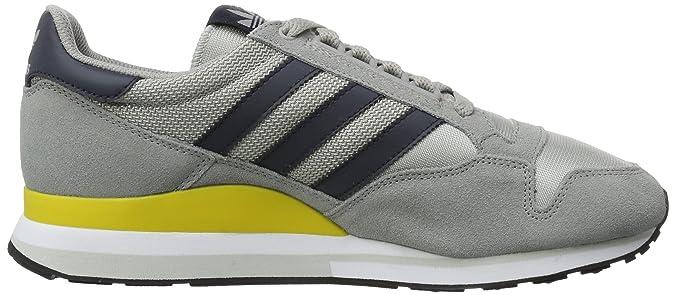 super popular 316d7 b93c0 adidas Originals ZX 500 OG, Sneaker uomo, Grigio (Ice Grey Legend Ink Aluminum),  47  Amazon.it  Scarpe e borse