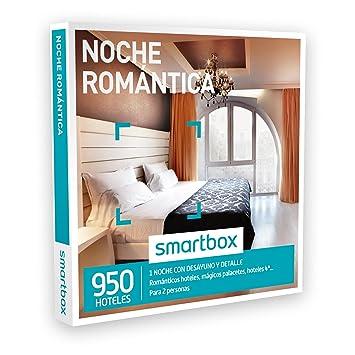 Smartbox Caja Regalo - NOCHE ROMÁNTICA - 950 palacetes, hoteles 4*. en España