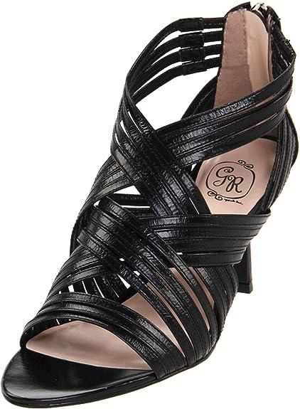 Amazon com gabriella rocha women s galle black 10 b us sandals