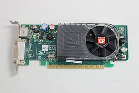 Amazon.com: xx355 Dell Radeon HD2400 XT 256 MB PCI-E tarjeta ...