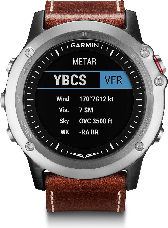 Garmin D2 Bravo Aviation Exr Reloj, Multicolor, Talla Única