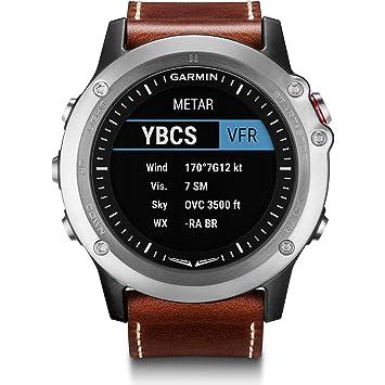 "Garmin 010 – 01338 – 30 ""D2 Bravo Aviation Watch Piloto Reloj"