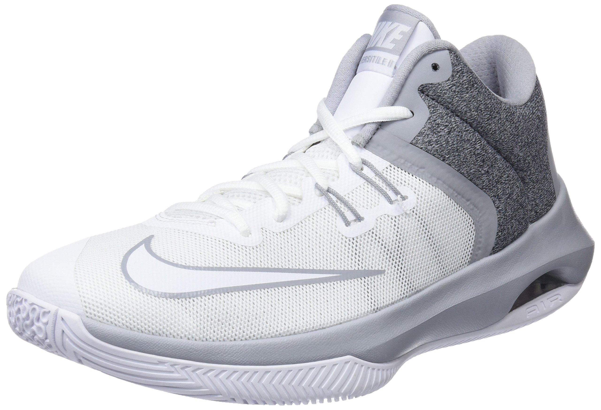 abd312da24e8c Nike Mens AIR Versitile 2 (10) White