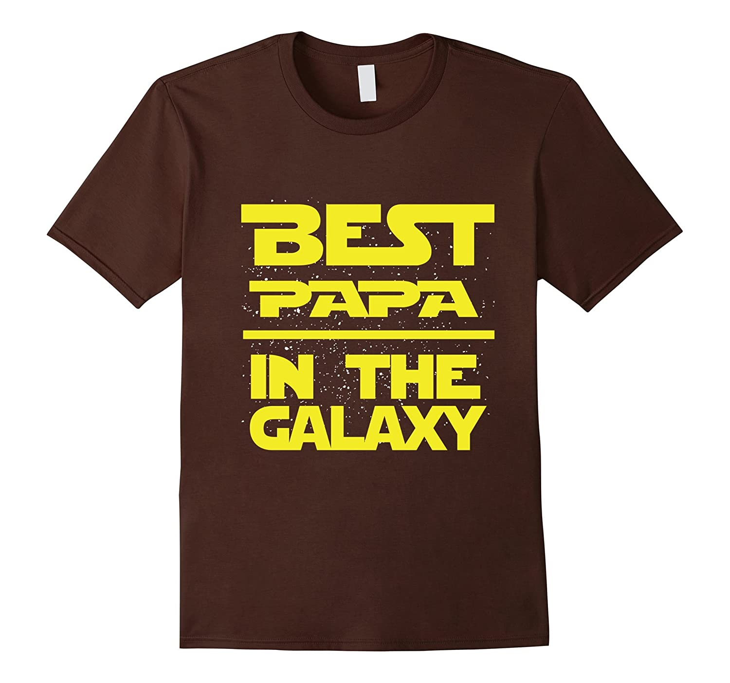Best PaPa In The Galaxy Super Star Hero War Shirt - Father-TH