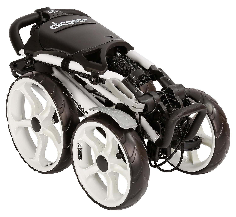 Clicgear 8.0 - Carro de golf, color blanco: Amazon.es: Deportes y aire libre