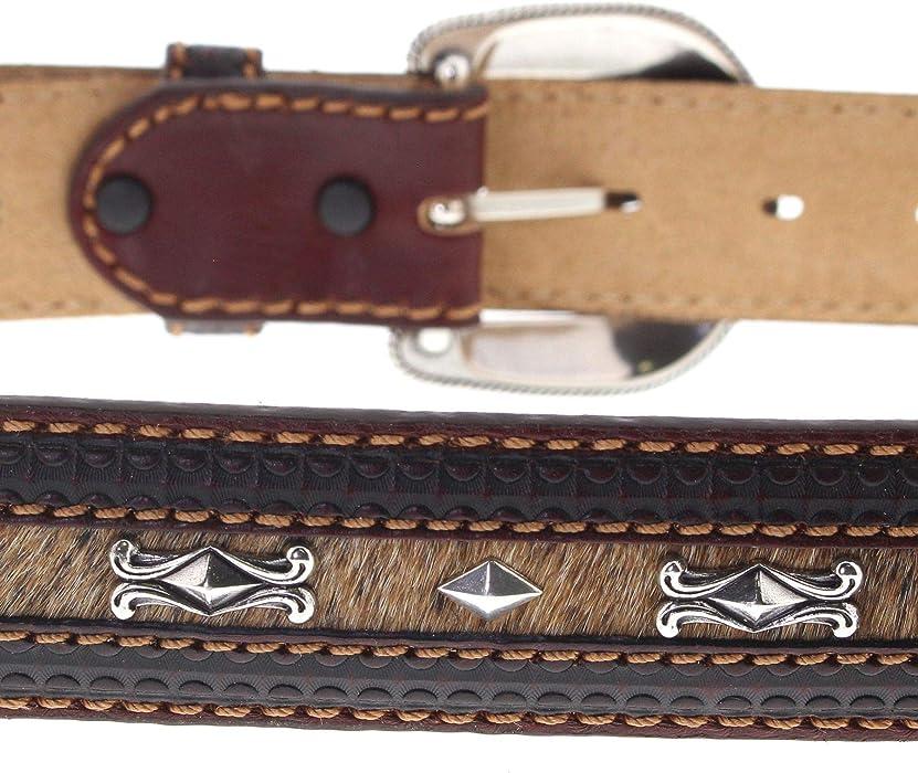79c580ebe5c4bc Tony Lama Belts Damen Herren Gürtel C40885 Westerngürtel Braun. Zurück. Zum  Zoomen doppeltippen