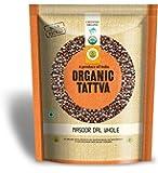 Organic Tattva Masoor Dal Whole, 500g