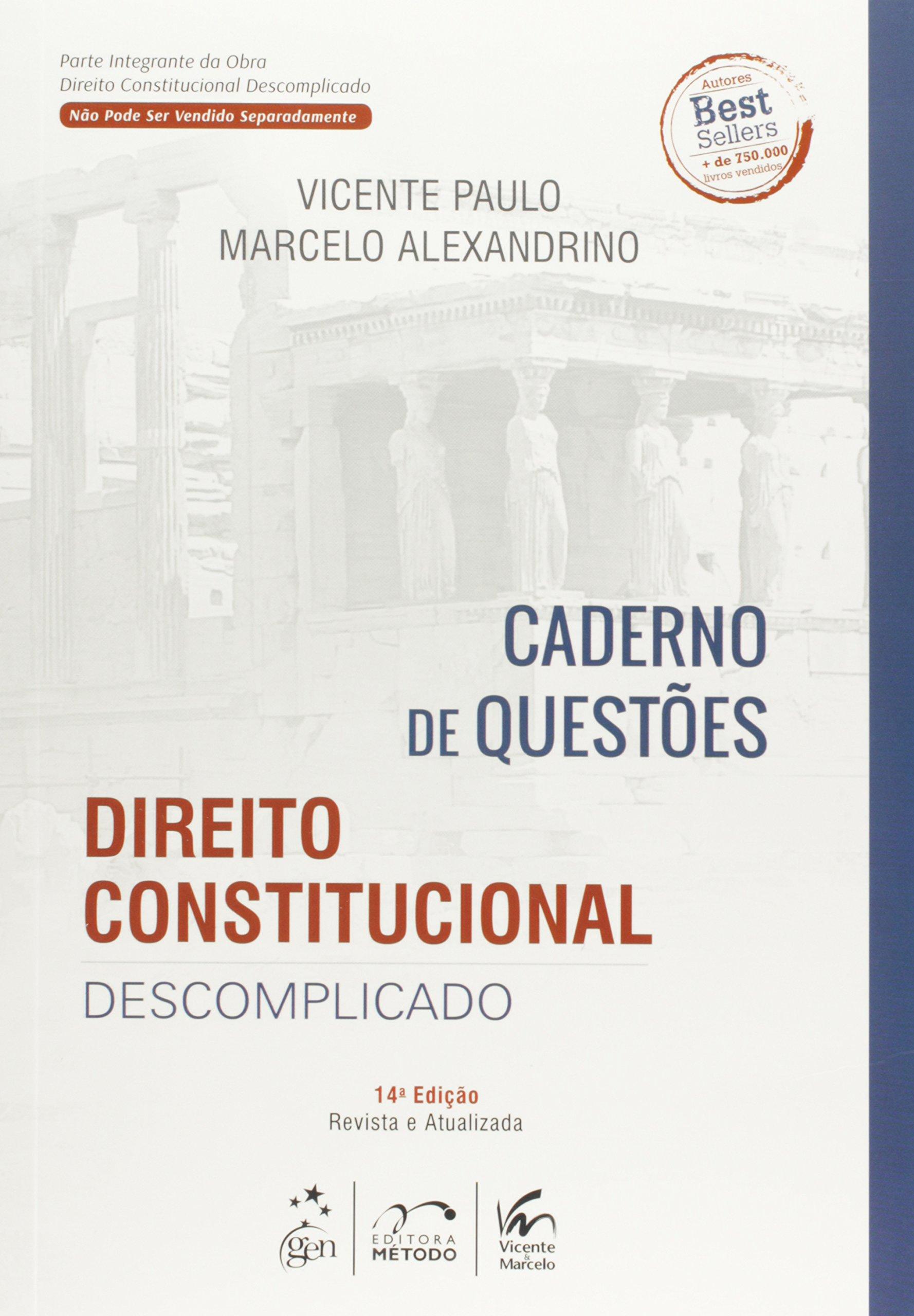 BAIXAR VICENTE DIREITO DESCOMPLICADO CONSTITUCIONAL PAULO
