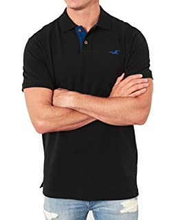 7ecf747b Hollister Men's Polo Shirt T Shirt at Amazon Men's Clothing store: