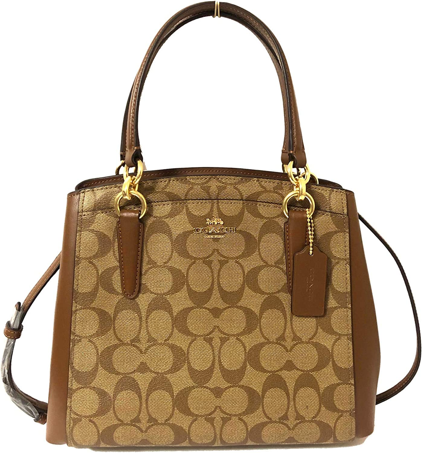 COACH Women's Leather Hand...