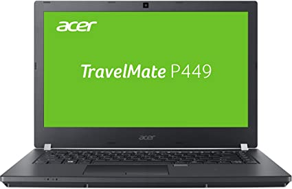 Acer TravelMate P449-G2-M-56L2 Negro Portátil 35,6 cm (