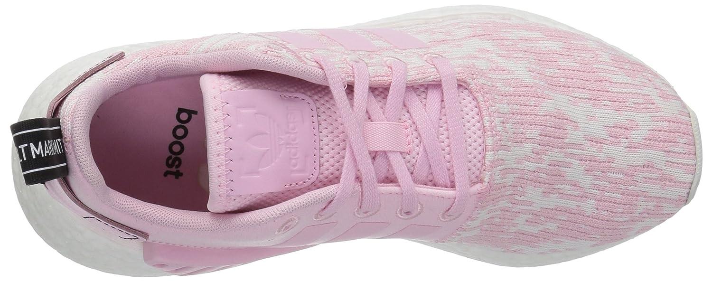 adidas Originals Women's NMD_r2 W Sneaker Pink/Wonder B01MSZ4MJ1 7 B(M) US|Wonder Pink/Wonder Sneaker Pink/Black 39545b