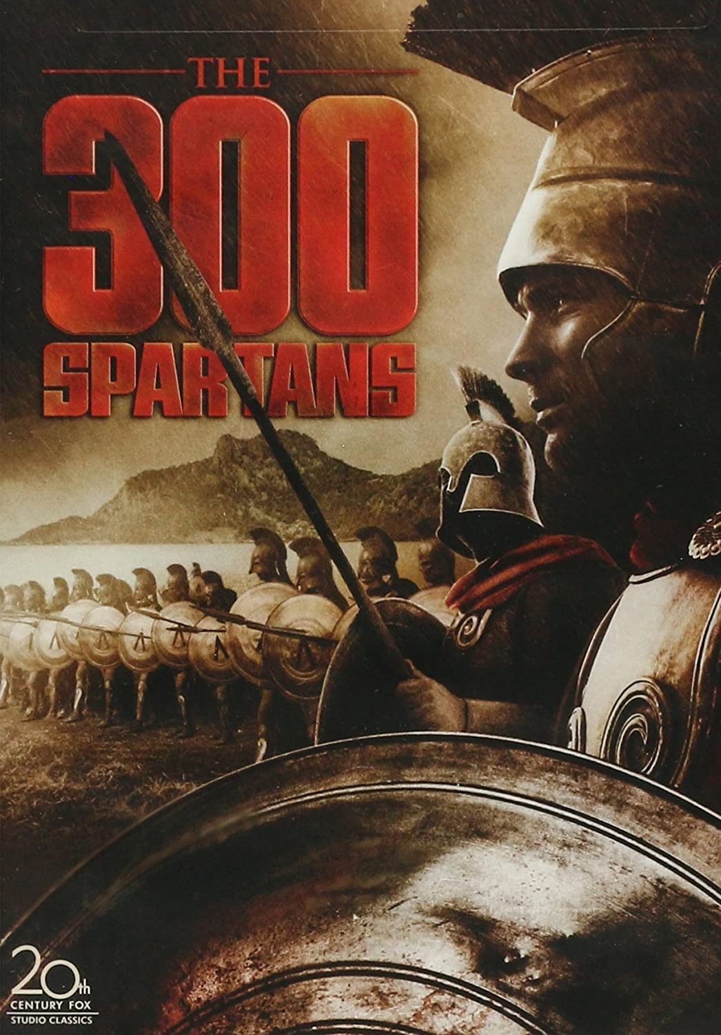 300 Spartans, The 1962 Richard Egan Ralph Richardson Diane Baker Barry Coe