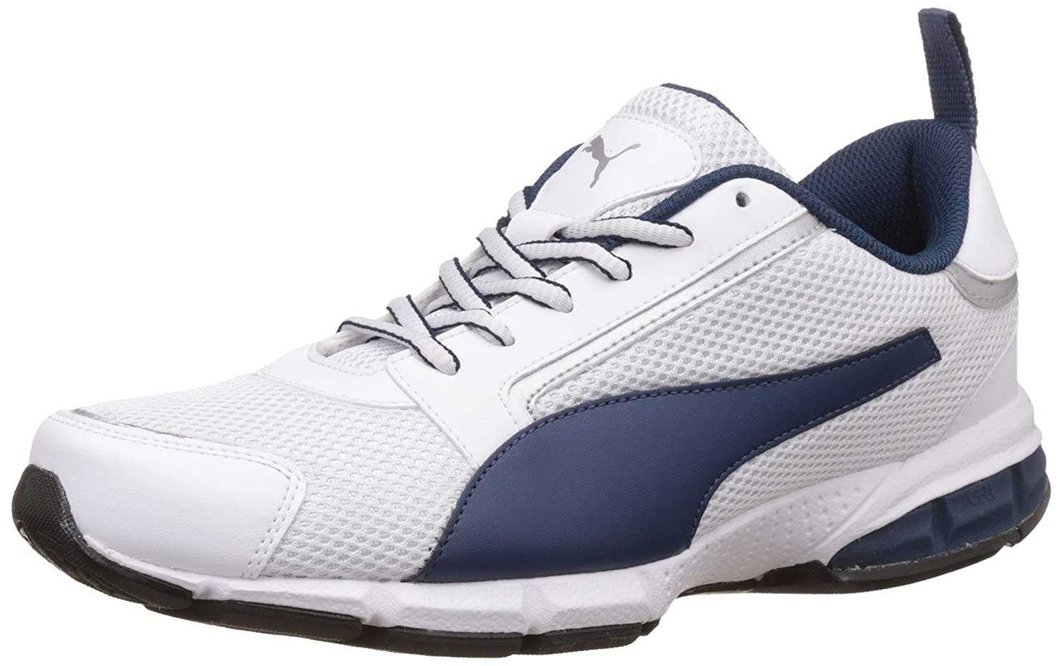 Puma Men's Storm Ind. Puma Menn Storm Ind. White Running Shoes Hvite Joggesko esnm8wN8f