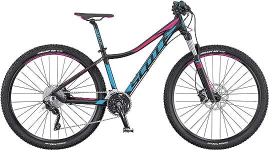 Bicicleta Mujer Montaña - Scott Contessa Scale 710 Talla M: Amazon ...