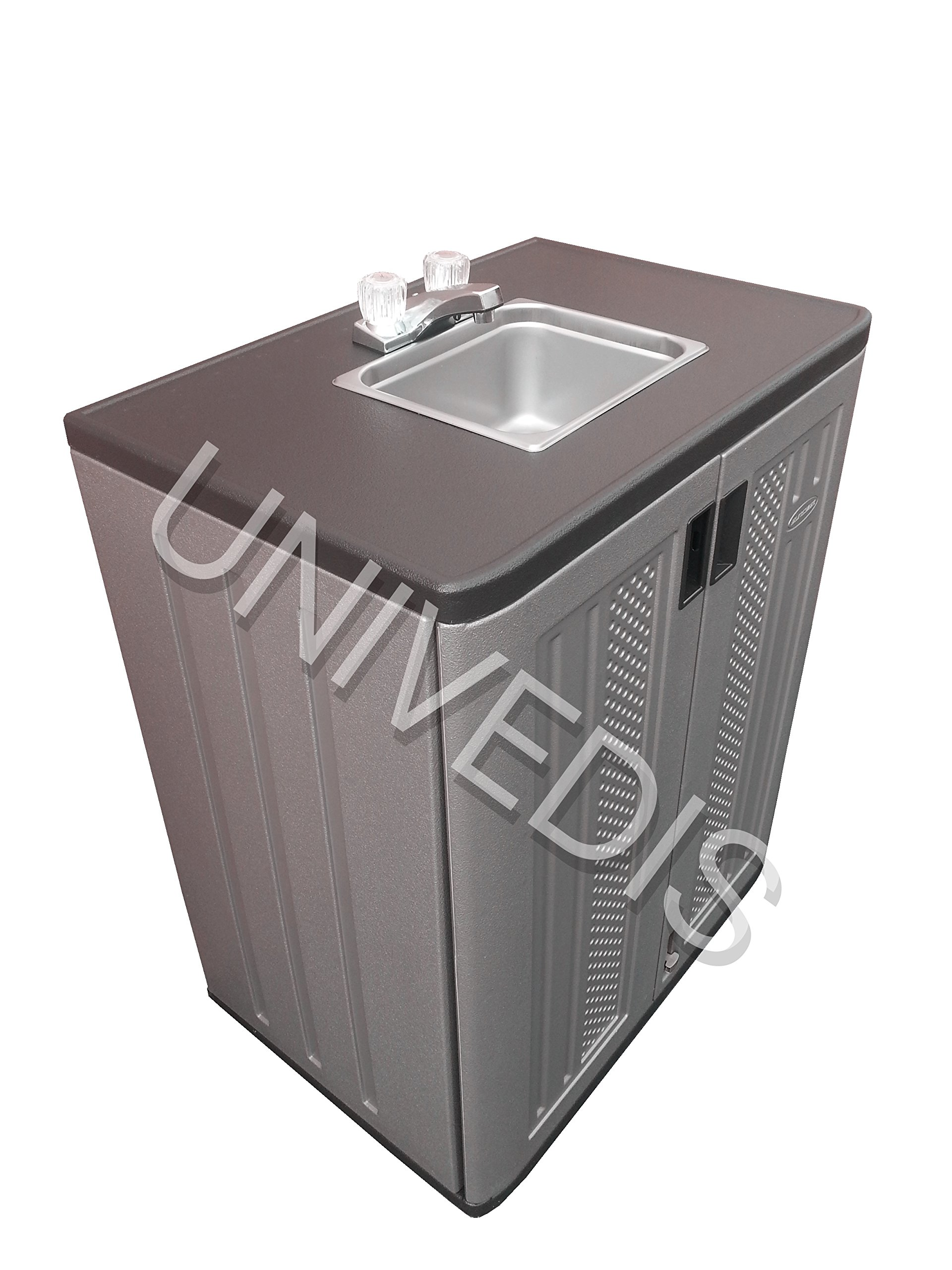 Self contained Portable Handwash sink cold Water by Univedis (Image #1)