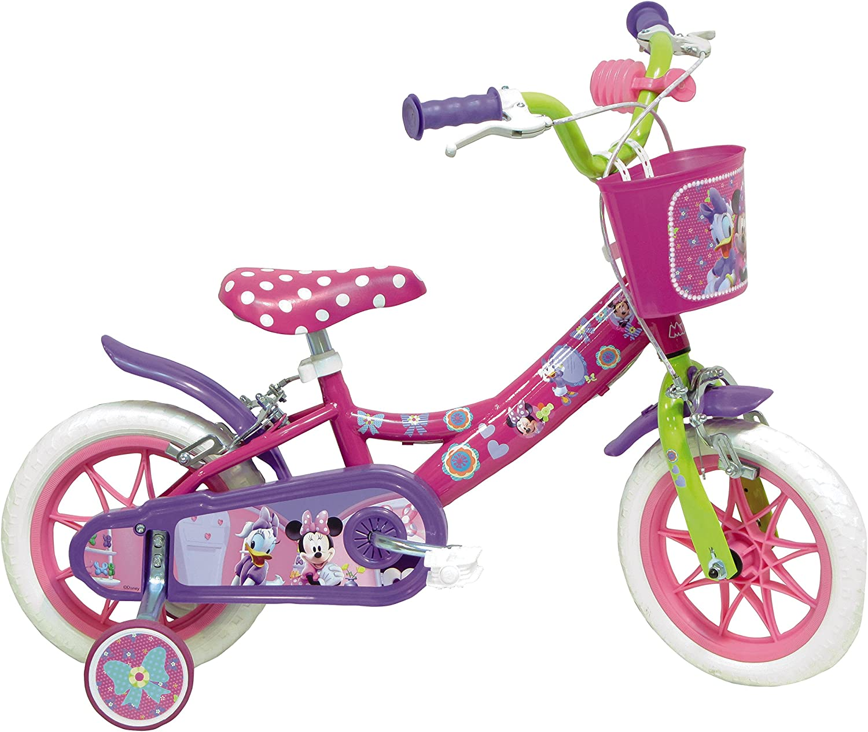 Minnie Mouse- Bicicleta 12&quot (Mondo 25116)