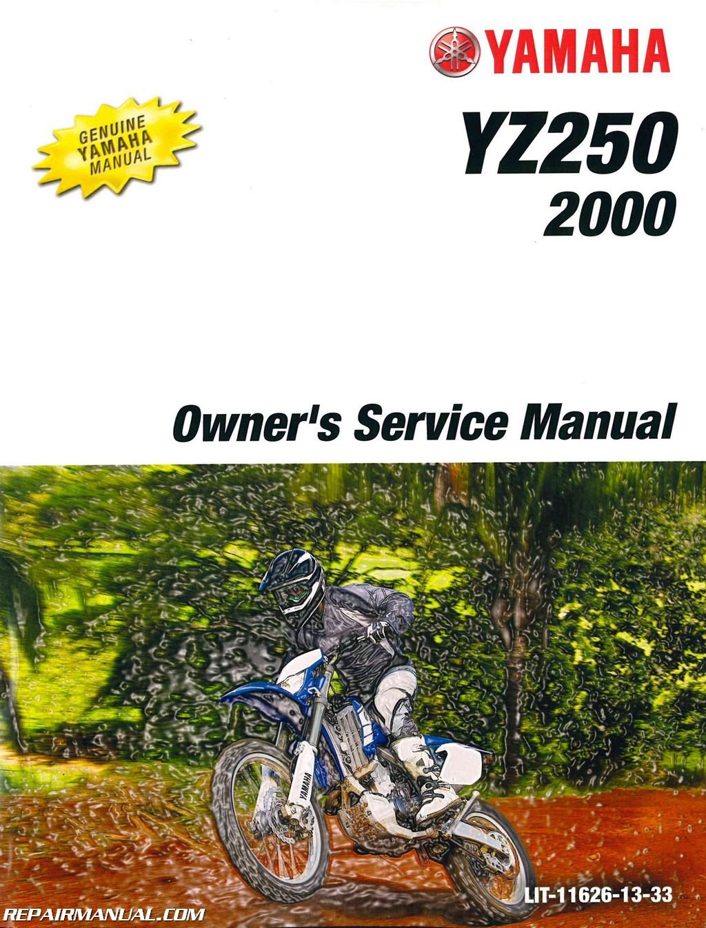 2000 Yz250 Wiring Diagram Manual Guide Yamaha Images Gallery